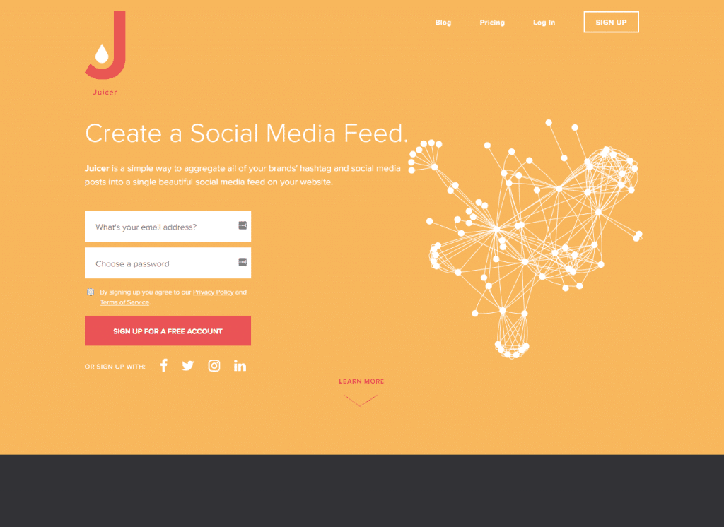 Juicer.io is one of the social media tools you can't live without