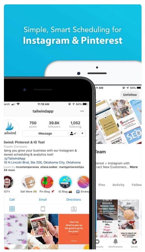 Tailwind - Simple, Smart Scheduling for Instagram & Pinterest