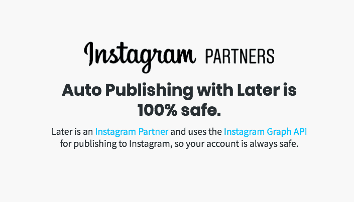 later.com is an instagram partner