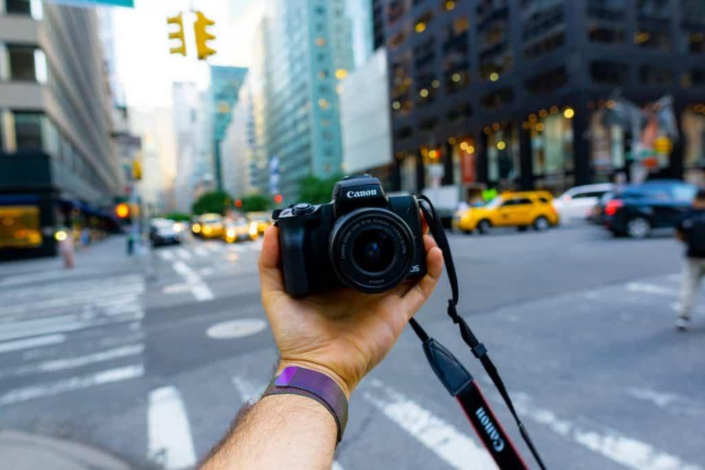 Comment prendre une photo sous un angle différent