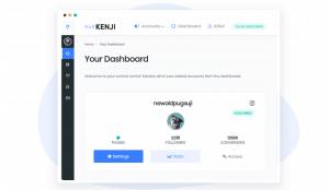 kenji-instagram-manager-dashboard